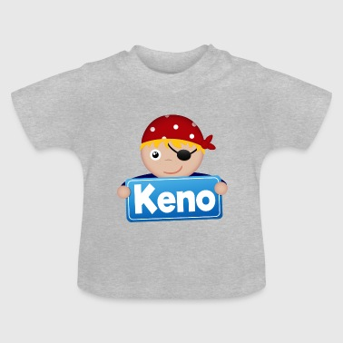 Little Pirate Keno - Baby T-Shirt
