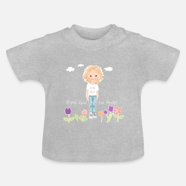 Pretty Pretty Girl - Baby T-shirt