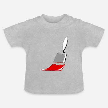 Idea Brush gift idea idea idea - Baby T-Shirt