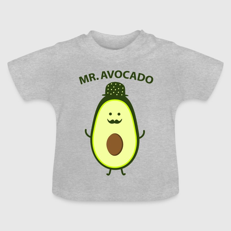 Mr. Avocado - T-shirt Bébé