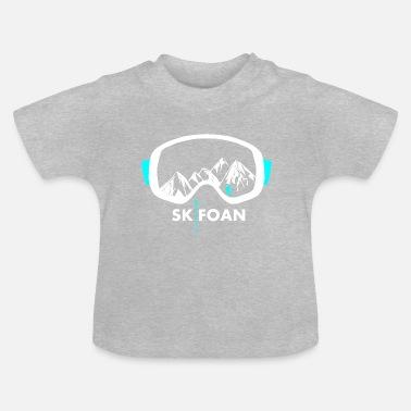T-shirts Bébé Lunettes De Ski à commander en ligne   Spreadshirt ad72a9a4ee20