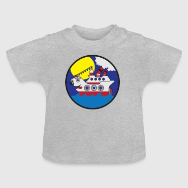 Party Boat - Baby T-Shirt