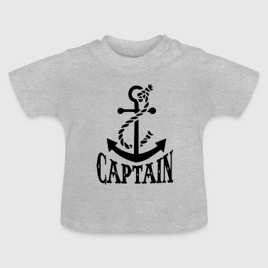 Awesome captain - Baby T-Shirt