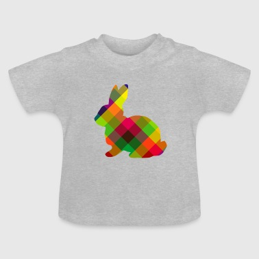osterhase ostern  - Baby T-Shirt