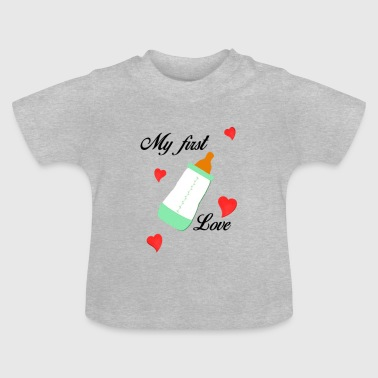 First Love First love - Baby T-Shirt