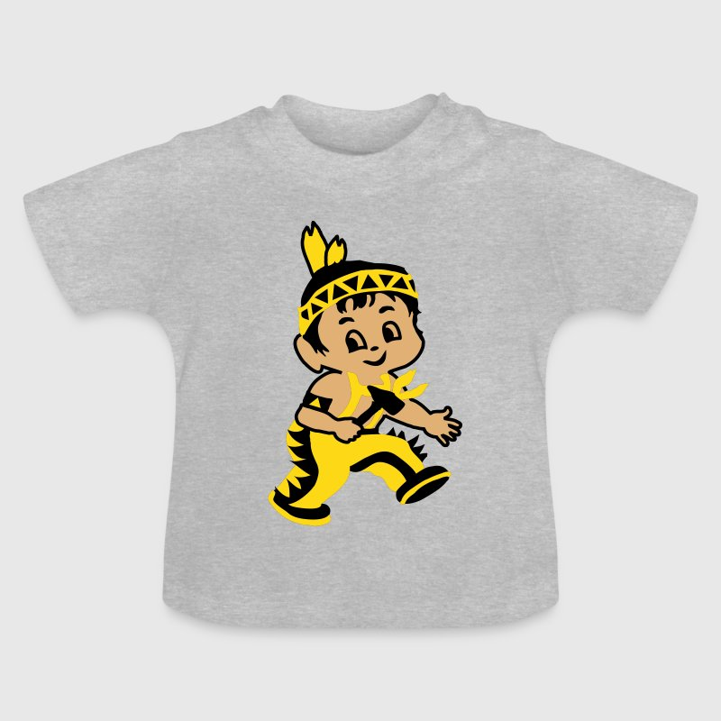 Kid Billy Indian by patjila - T-shirt Bébé