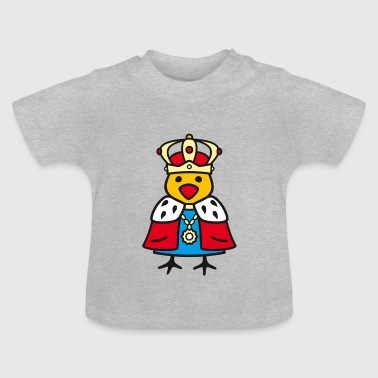 Little King - Camiseta bebé