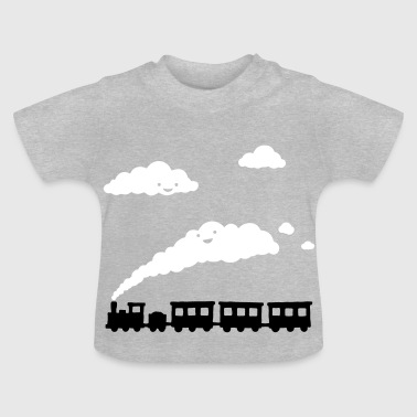 railway locomotive - Baby T-Shirt