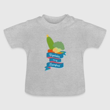 Vegetables Superfood S4oth - Baby T-Shirt