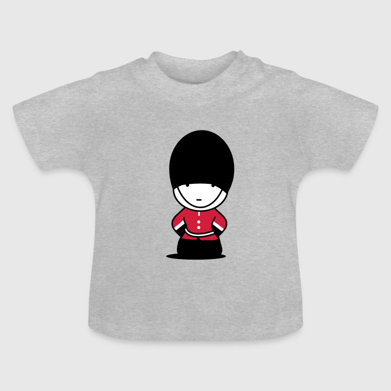 A Royal Guard in London - Baby T-Shirt
