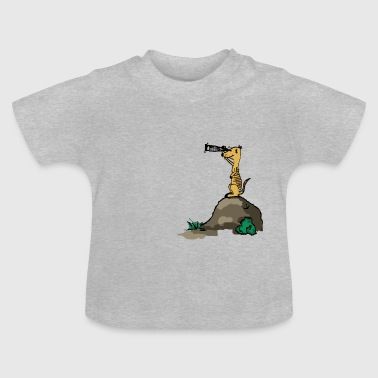 stokstaartje - Baby T-shirt