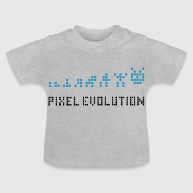 Pixel Evolution - Baby T-shirt