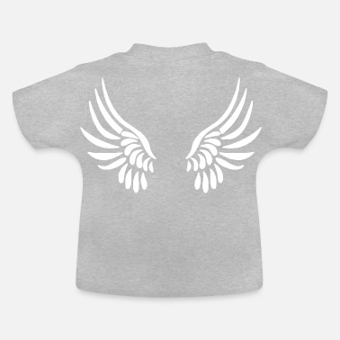 Angelot LIKE A BIRD - T-shirt Bébé