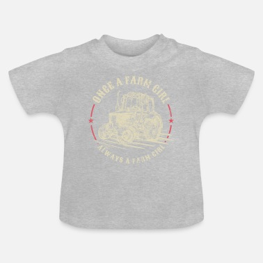 Farmers Wife Farmer wife - Baby T-Shirt