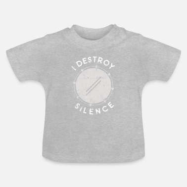 Instrument Drums instrument - Baby T-Shirt