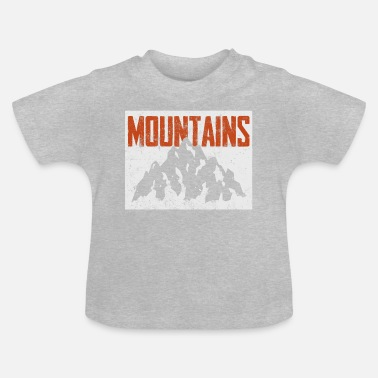 Icon Mountains Icon - Baby-T-shirt
