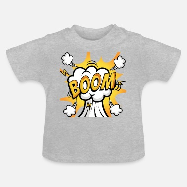 Explosion explosion - T-shirt baby