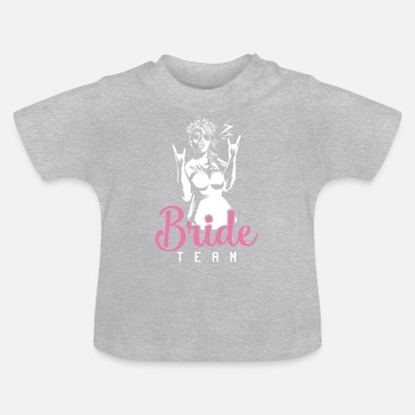 Ja Bride team party - Baby T-Shirt