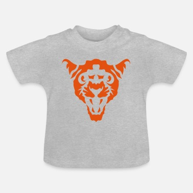 head lioness wild animals 100 - Baby T-Shirt