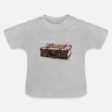 Holiday holiday - Baby T-Shirt