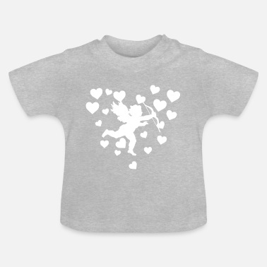 Cupido Cupid Shirt · Couple in Love · Heart Gift - Baby T-Shirt