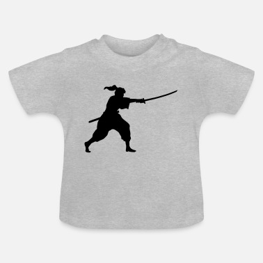 Iaido iaido fighter - Baby T-Shirt