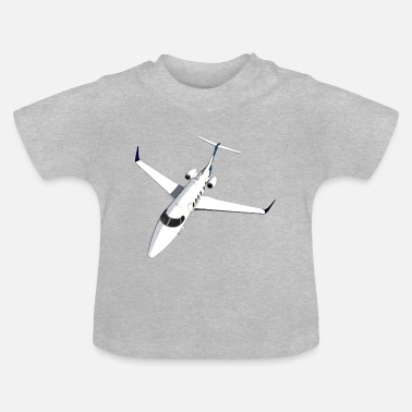 Jet Private Jet Airplane Jet Jet - Baby T-shirt