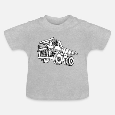Vehicle vehicle - Baby T-Shirt