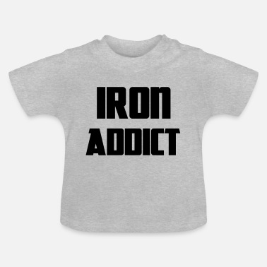 Ironie Iron - T-shirt Bébé