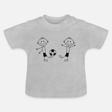 Play Soccer Play Soccer Boys - Baby T-Shirt