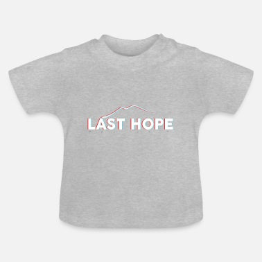 Last Hope Glitch - Baby T-Shirt