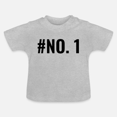 Number One Number one - Baby T-Shirt