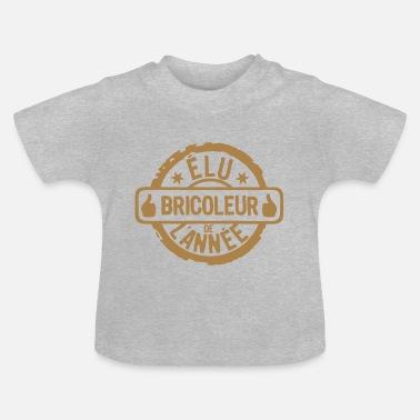T-shirt Enfant Tampon Elu Cousin de l/'année