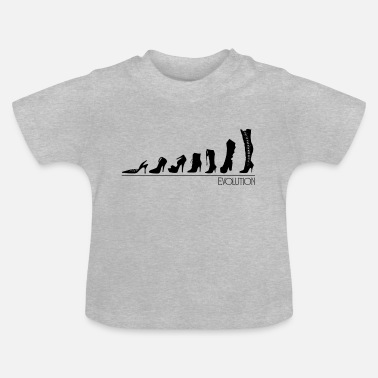 Evolution evolution - Baby T-Shirt