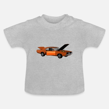 Muscle Car Muscle Car - V8 US Muscle Classic Cars - Baby T-shirt