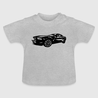 bilens hastighed - Baby T-shirt