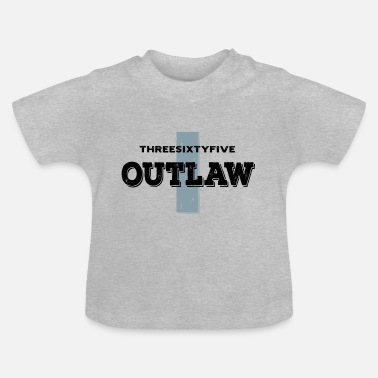 Motor Race Threesixtyfive Outlaw - Baby T-shirt