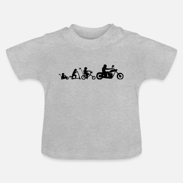 Motorcycle motorcycle - Baby T-Shirt