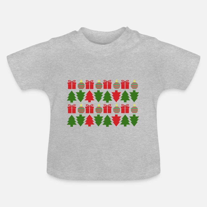 Babykleding Voor Kerst.Lelijke Kerst Baby T Shirt Spreadshirt
