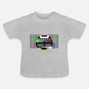 Television Test Television - Baby T-Shirt