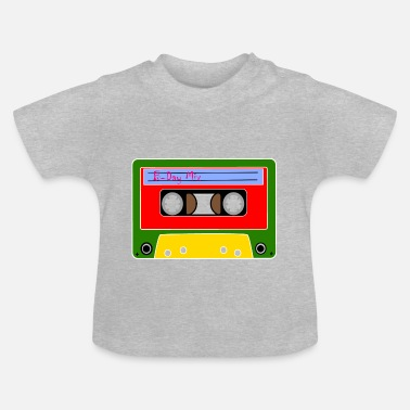 B Day Cassette B Day Mix - Baby T-Shirt