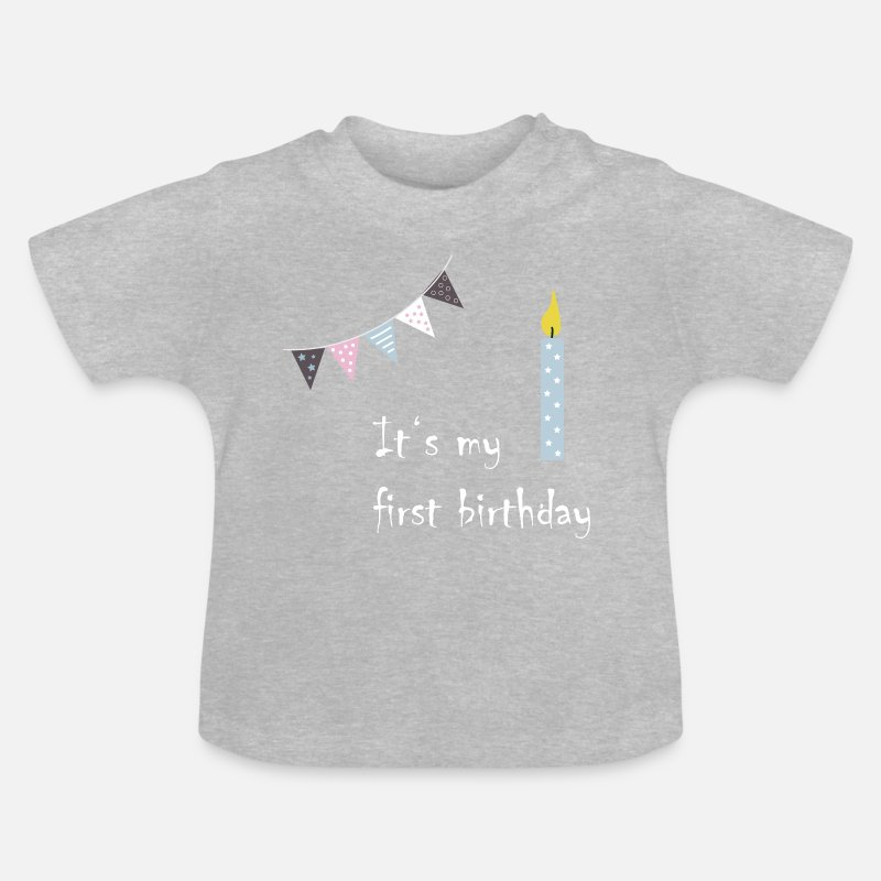 Shop Its My Birthday T Shirts Online