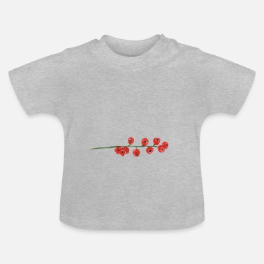 Dekoration Julbær dekoration - Baby T-shirt
