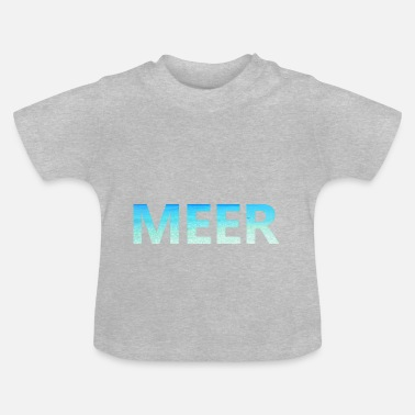 Havet hav - Baby T-shirt