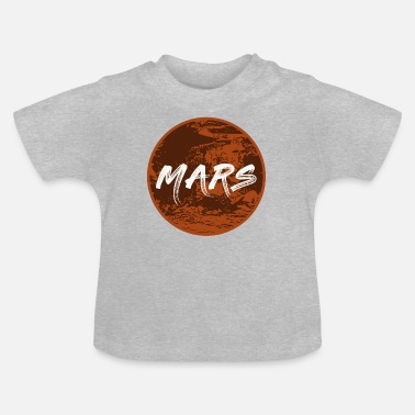 Occupy Occupy Mars - Baby T-Shirt