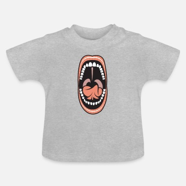 Scream scream scream - Baby T-Shirt