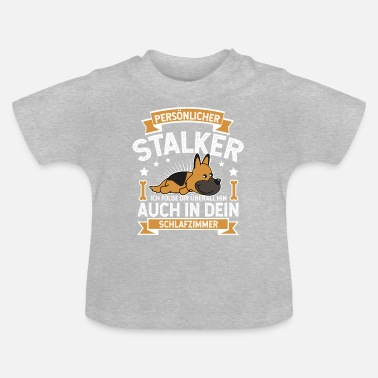 German German shepherd - Baby T-Shirt
