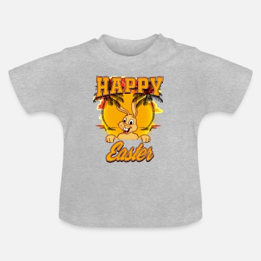Egg EASTER Happy Easter Day - Baby T-Shirt