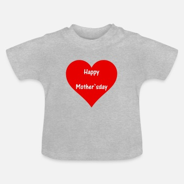 Officialbrands happy mothersday for mother and mum for mother's day - Baby T-Shirt
