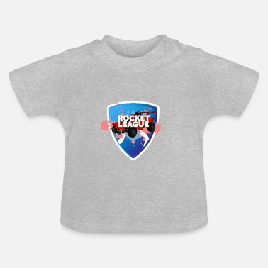 League Game Rocket League coat of arms - Baby T-Shirt